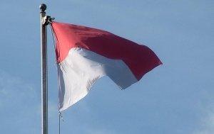 Bendera Indonesia wohooo..oooii